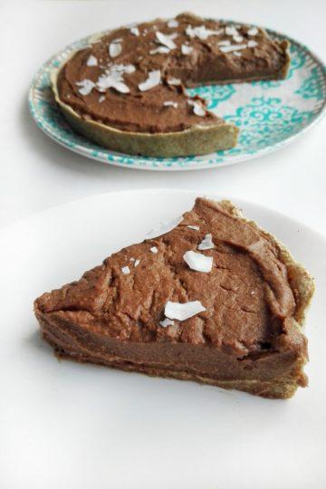 Tarta czekoladowa, czyli sposób na zachowanie młodości i dobrego humoru ;)