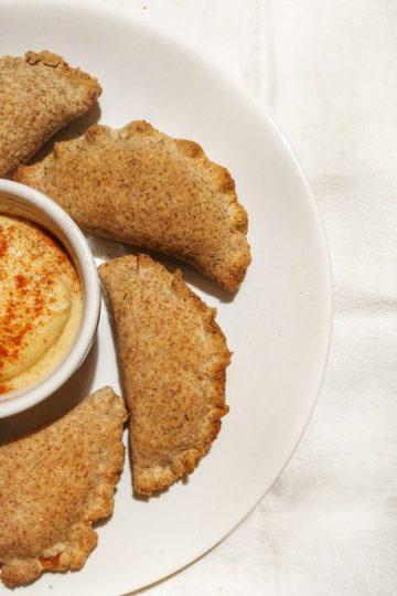 Pieczone pierogi czyli moja wariacja na temat hiszpańskich empanadas