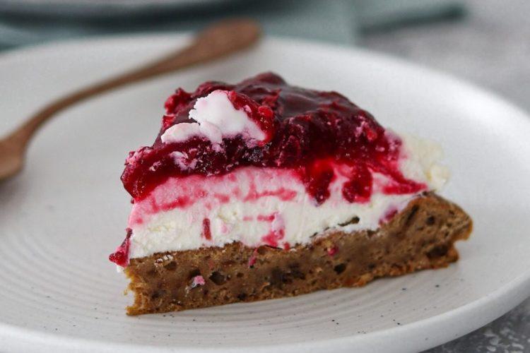 Zdrowe ciasto bez cukru